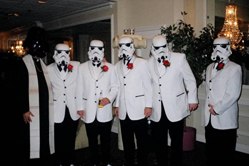 Star wars themed