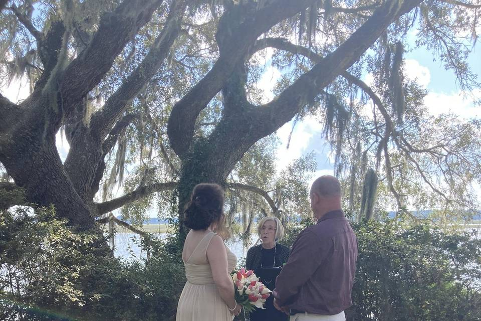 Beautiful Day for a wedding
