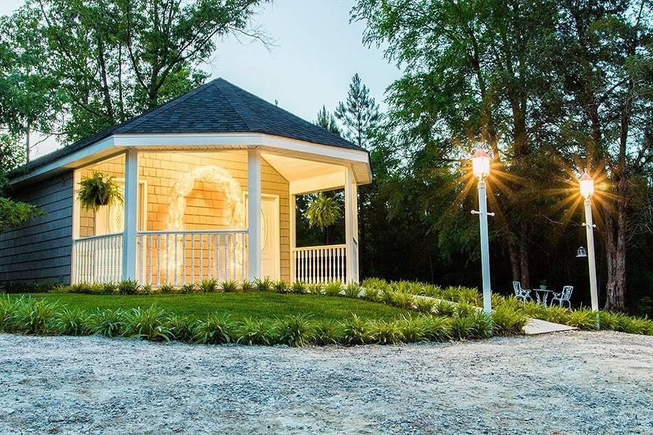 Hillside Wedding Chapel