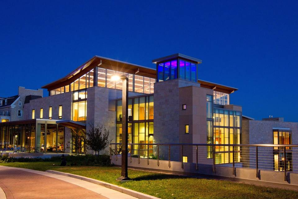 Lawrence University Warch Campus Center