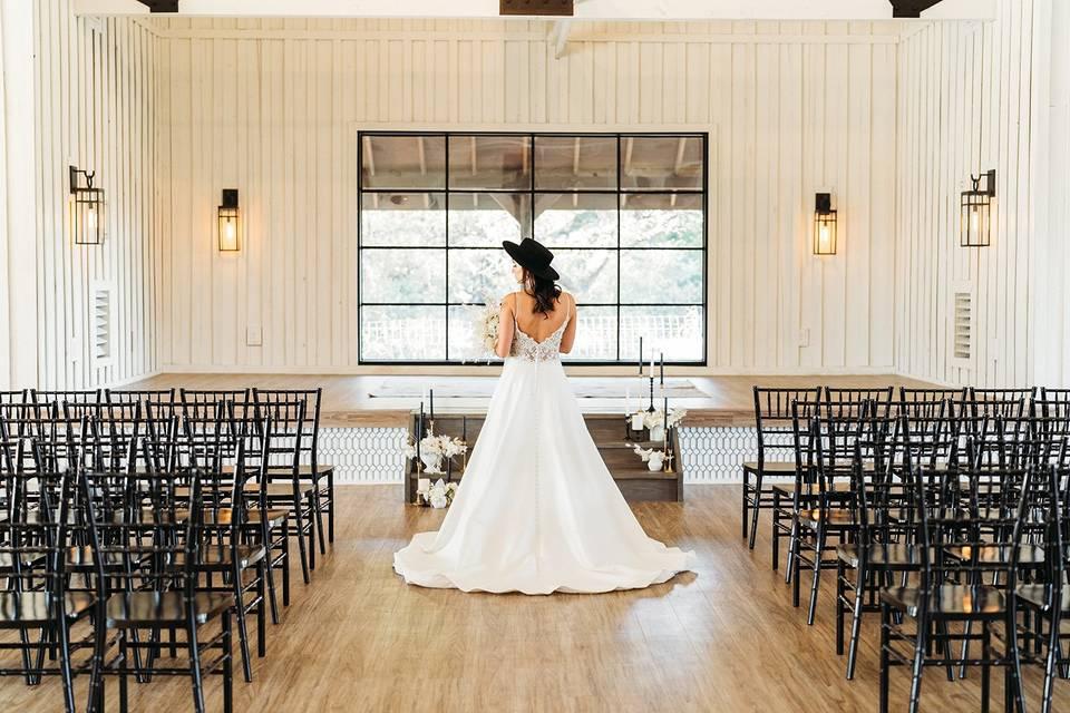The Milestone New Braunfels by Walters Wedding Estates