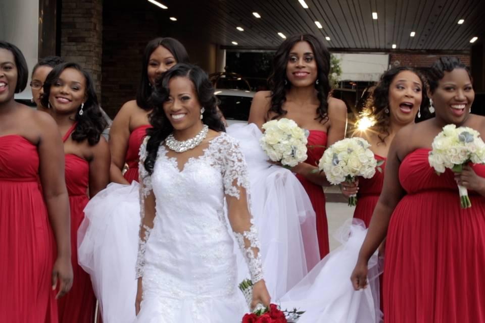 Wedding Videography in Atlanta