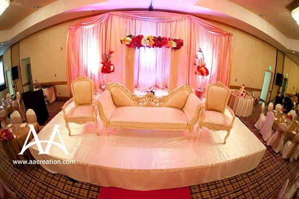 Personalized layout and decor