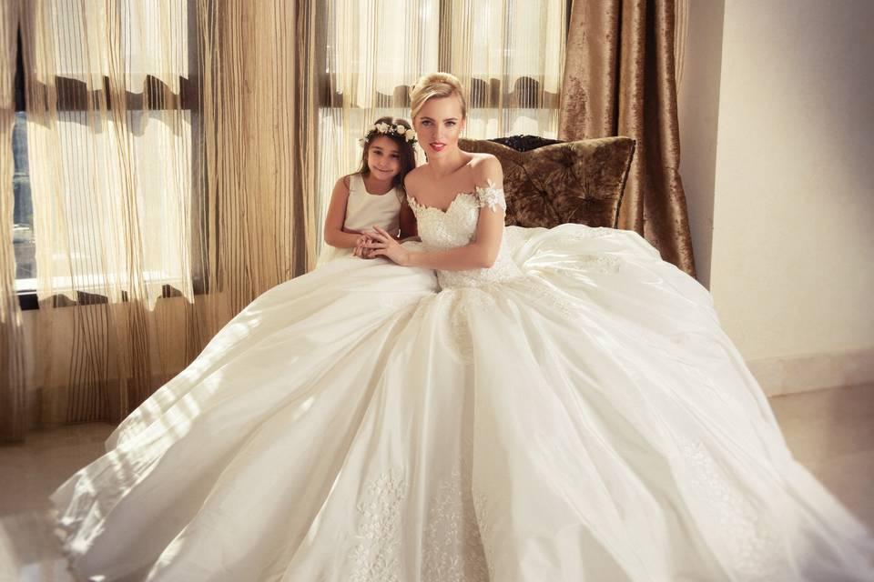Jenna in White