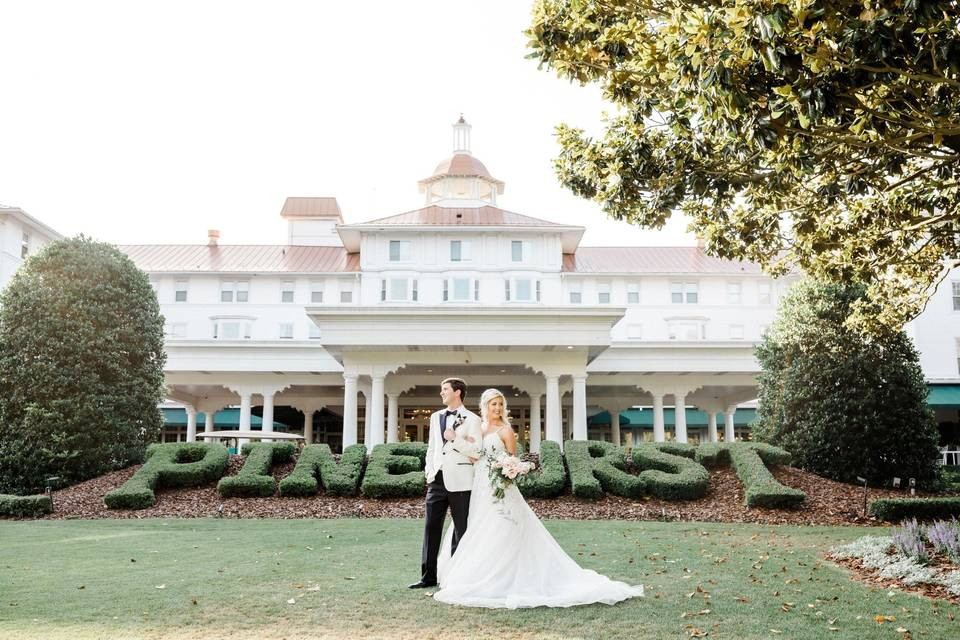 Carolina Hotel Pinehurst Hedge