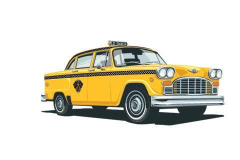 The Checker Cab