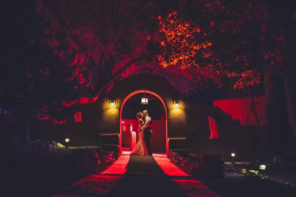 Corona Ranch Tucson Wedding