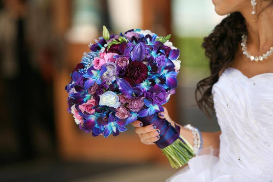 Galaxy bouquet