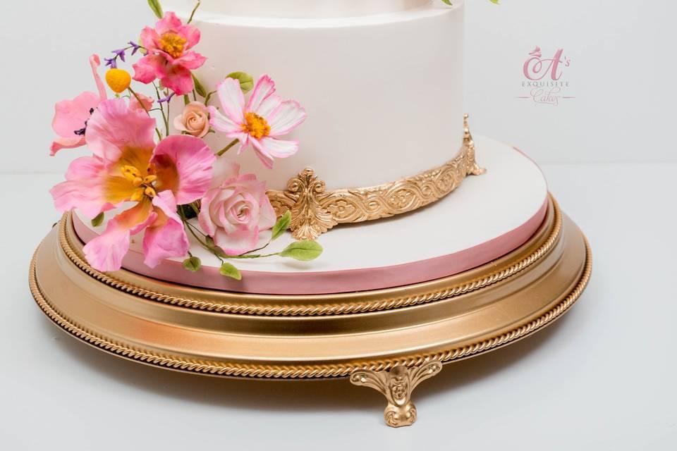 A's Exquisite Cakes