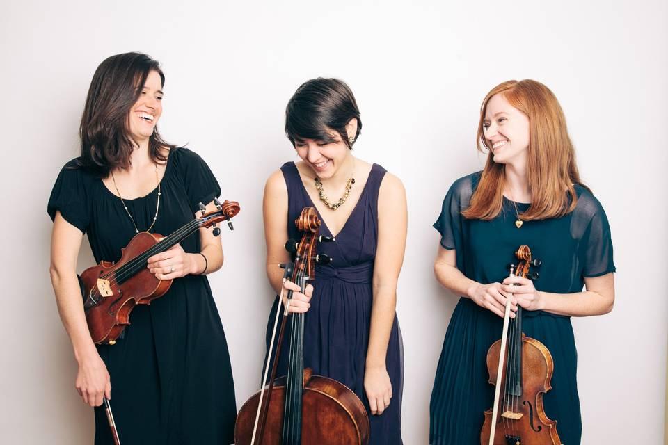 The Corwin Trio