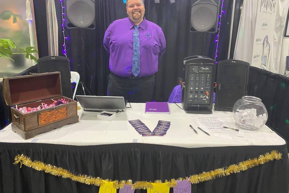 The V-Team Professional DJ