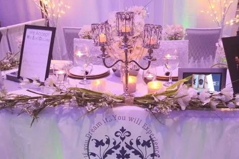 Dreams and Experiences Event Planning