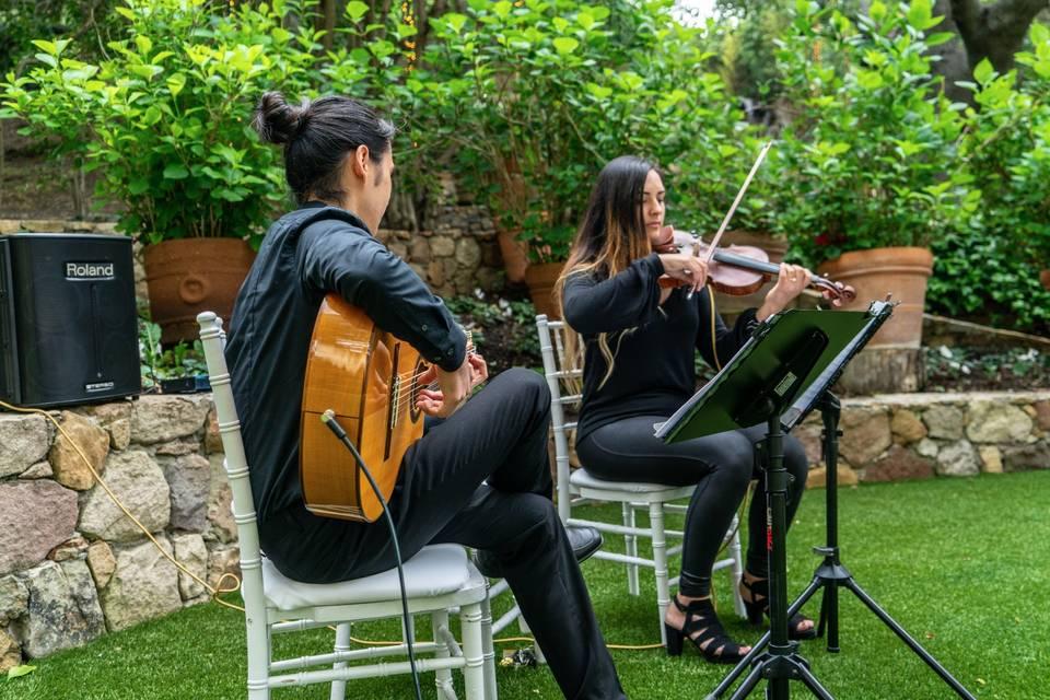 Guitar/Violin Duo