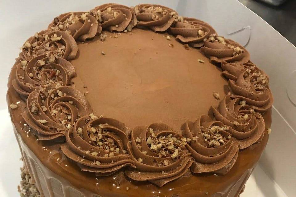 Cupcake a La Mode