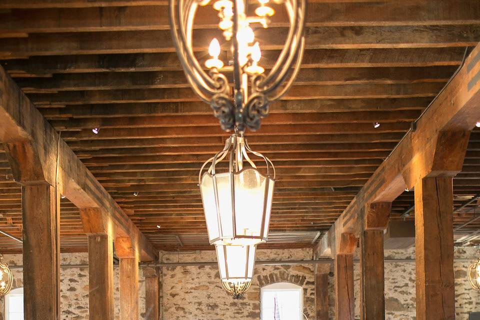 Trione Vineyards & Winery interior