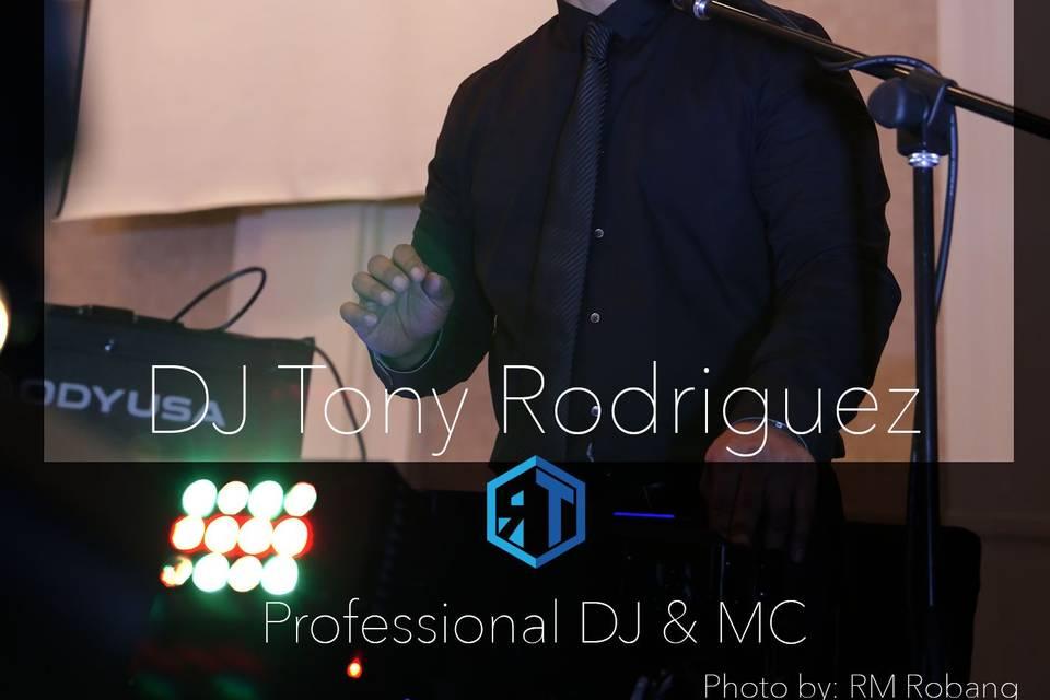 Digital Test Records/DJ Tony Rodriguez