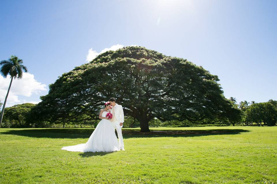 Events at Moanalua Gardens