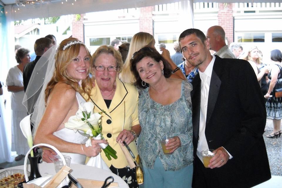 Happy group photo