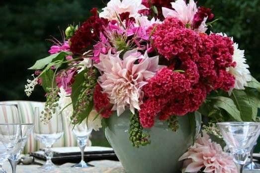 Stems Flower Design