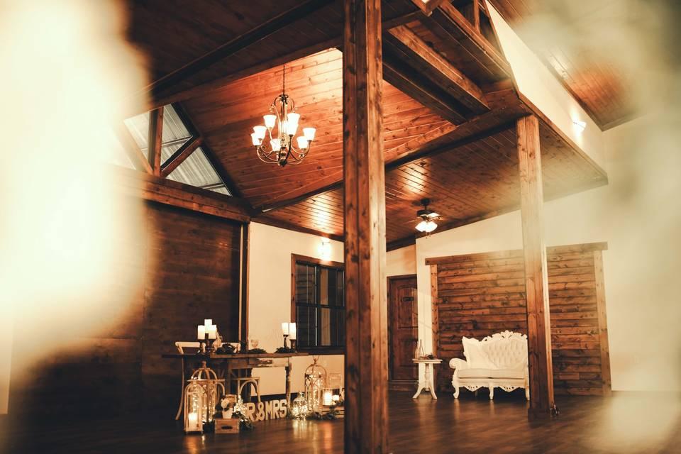 The Barn BCS Wedding Venue