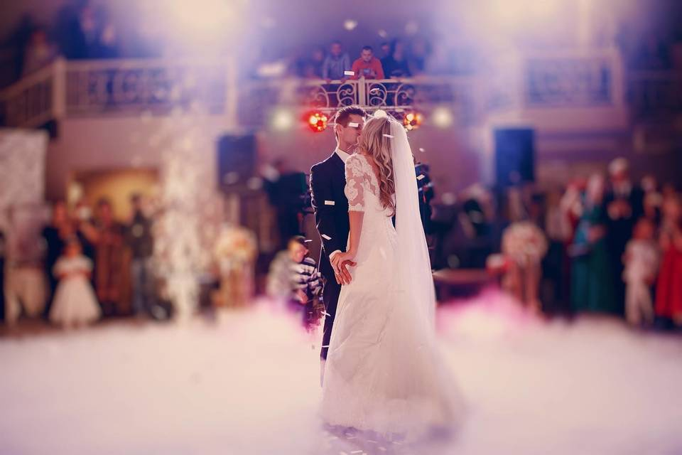 Creating magical first dance moments for over 30 years!