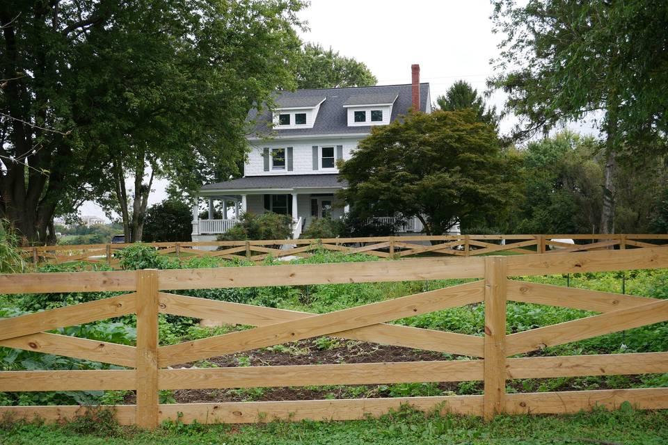 Comus Farmhouse