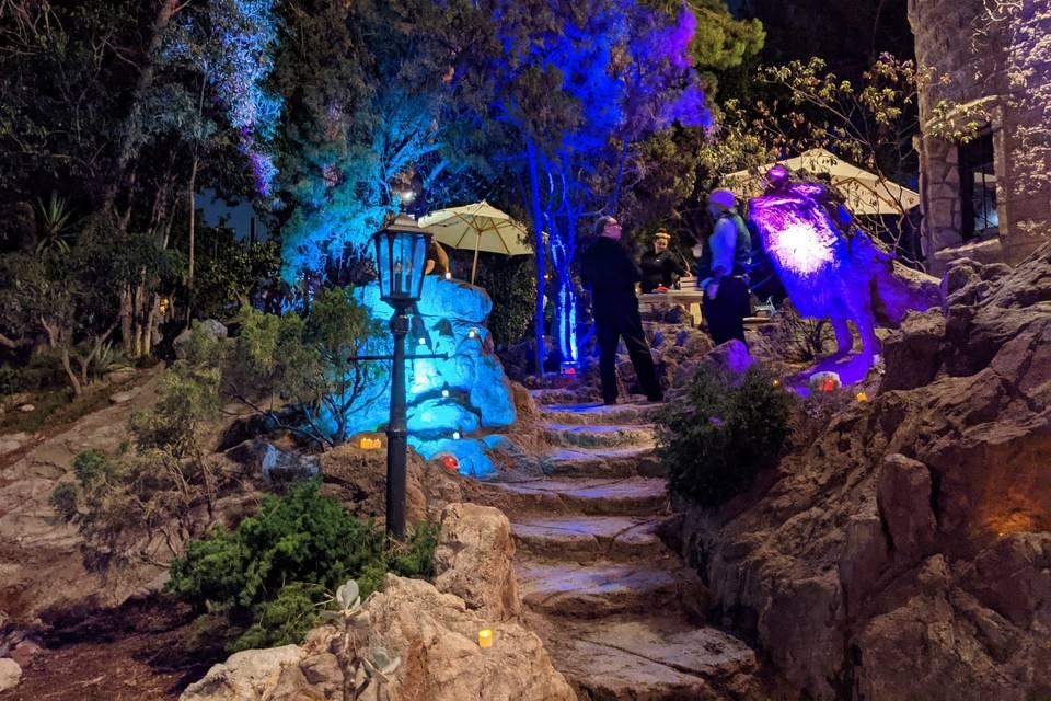Hollywood Castle Wedding 2021