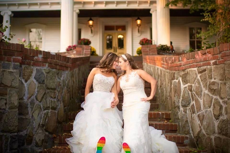 Double bride