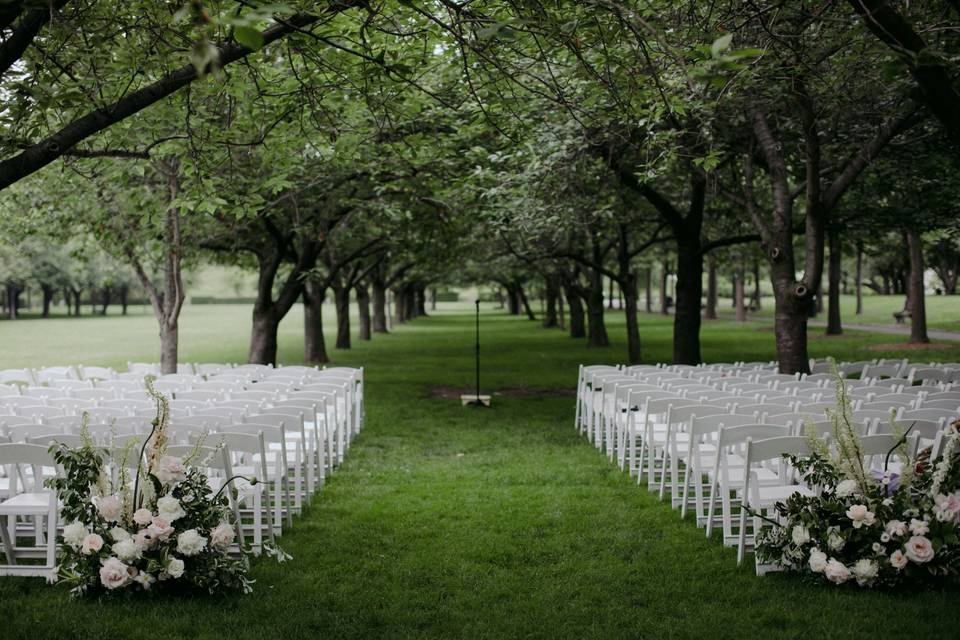EVENTS BY MELISSA MCNEELEY