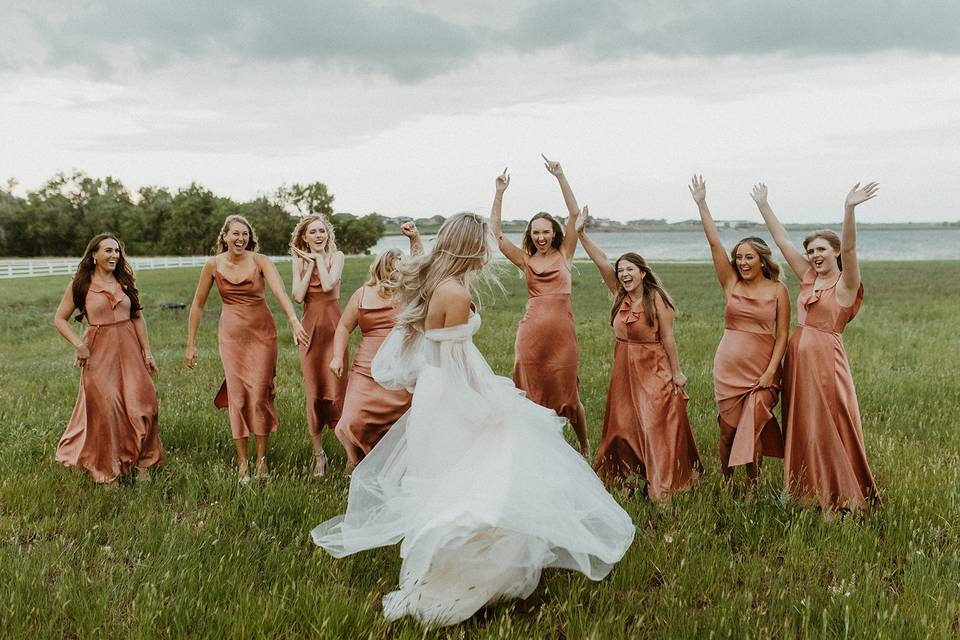 Delilah Wedding and Event Planning