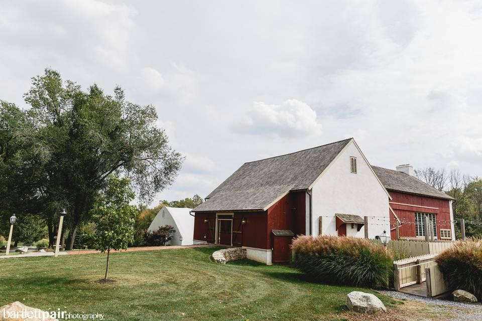 Manor Barn | Bartlett Pair