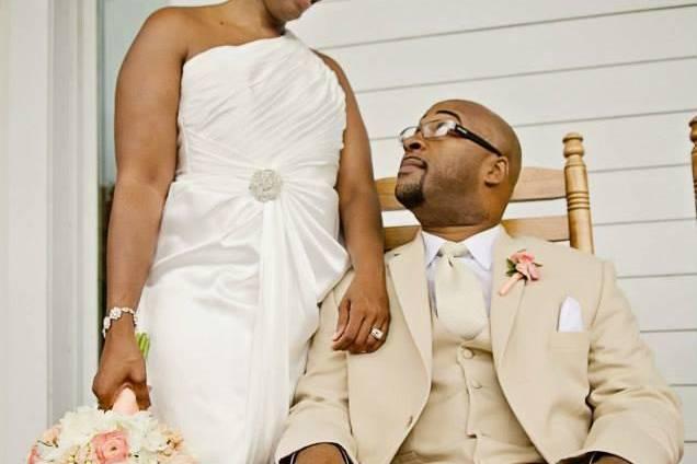 Luxmore Grand Patio :newlywedw