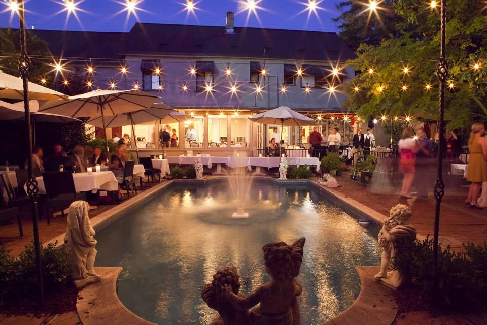 Depot Hotel Restaurant and Garden