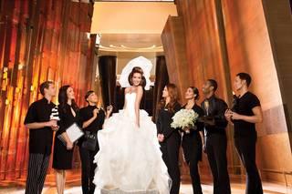 ARIA and Vdara Weddings