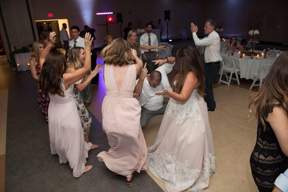Dancing the night away 2