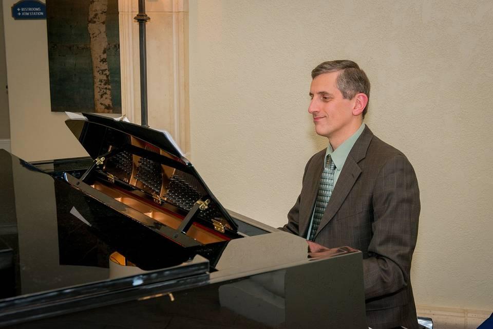 Guy Piano Music