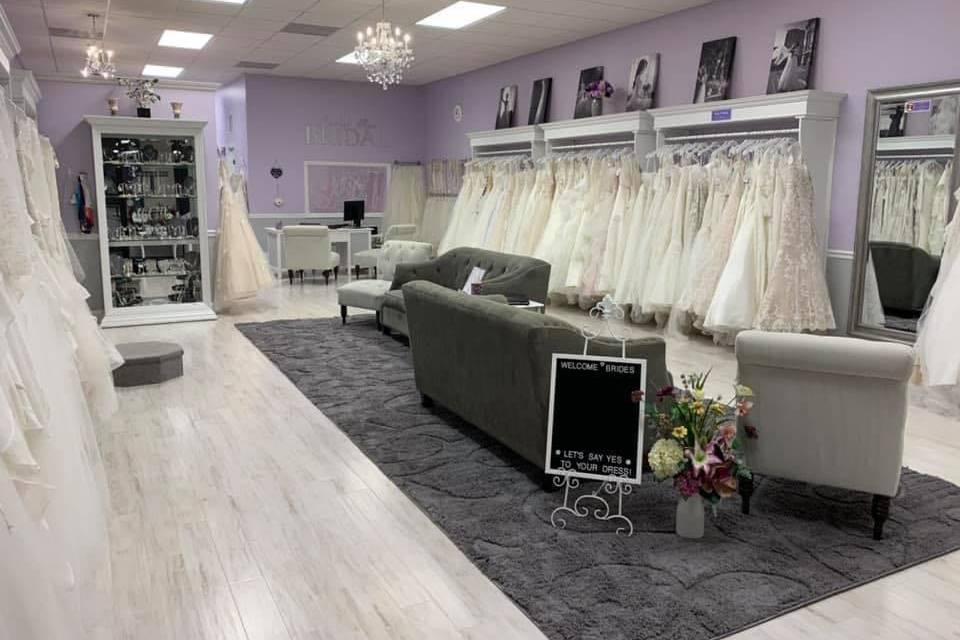 Rachel Ann Bridal & Formalwear