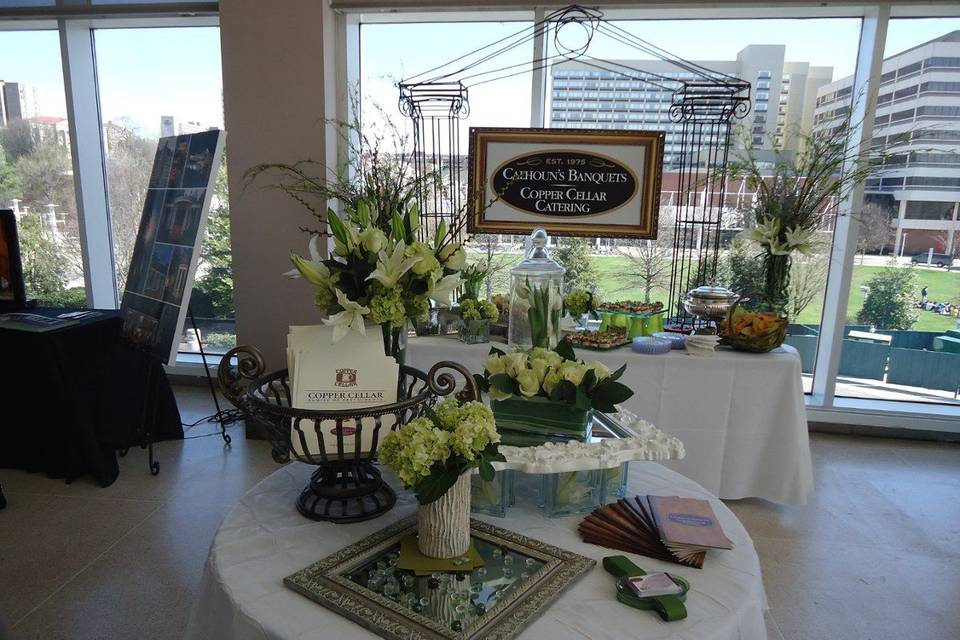 Copper Cellar Catering & Events