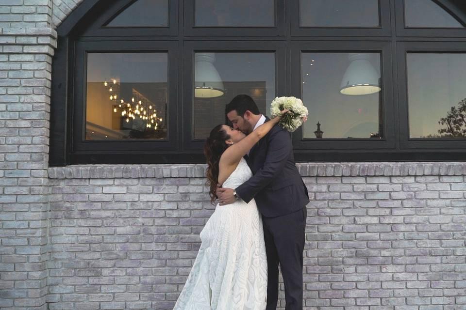 Made of Starlight Wedding