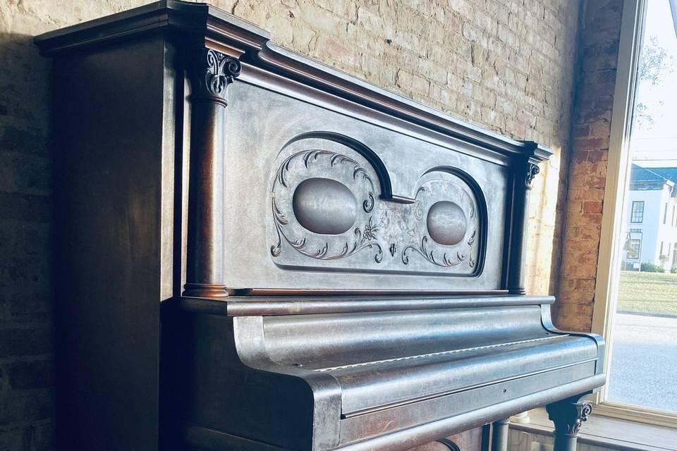 Late 1800's Piano