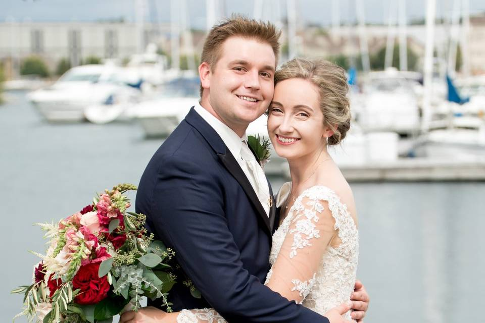 Morgan & Katie Wedding Photography