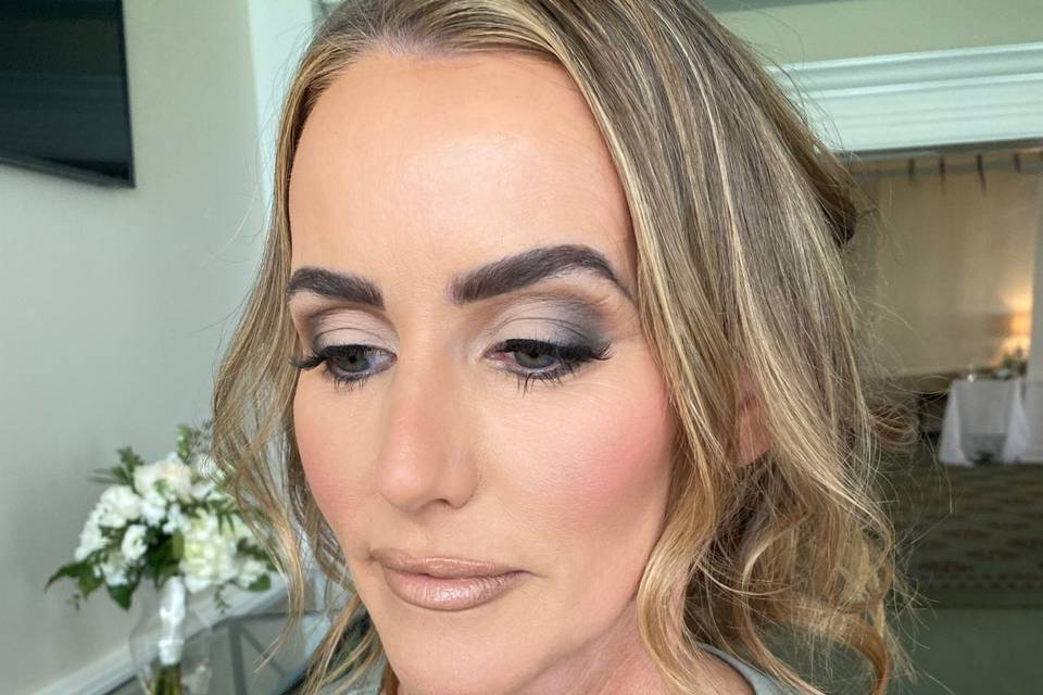 MAKEUP WITH A PASSION