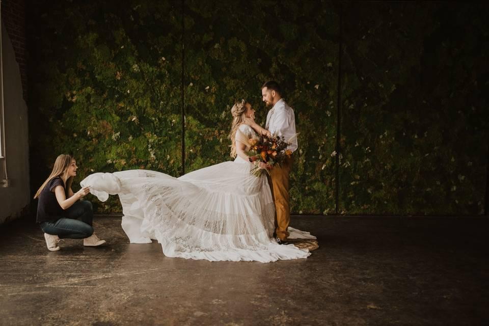 A Bride's Best Mate