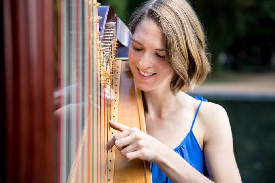 Naomi Hoffmeyer Harp Music