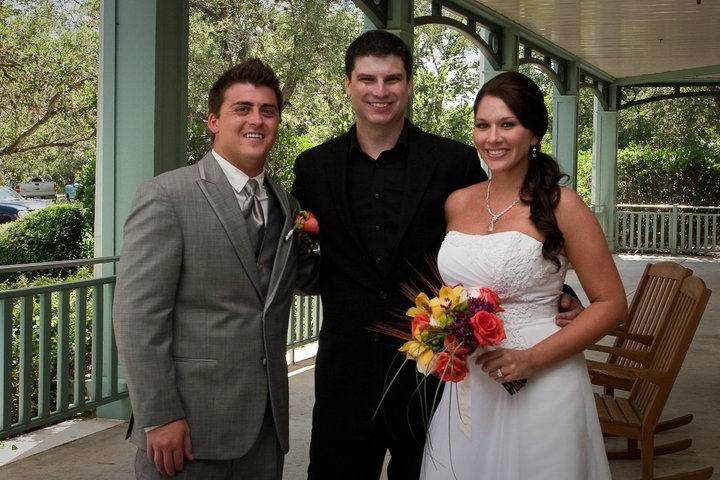 Coy Galloway Wedding DJ and Officiant