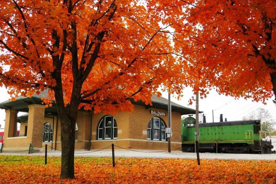 Baldwin City Station