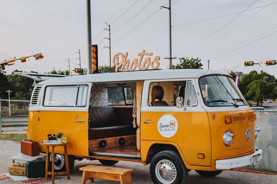 VW Photo Bus