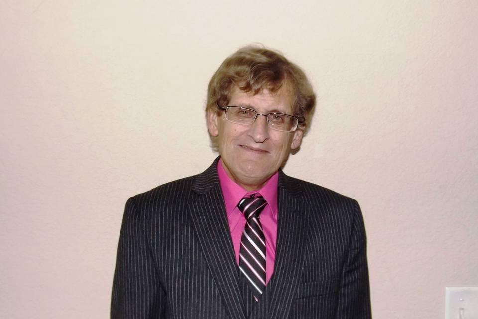 Reverend David J Seavy