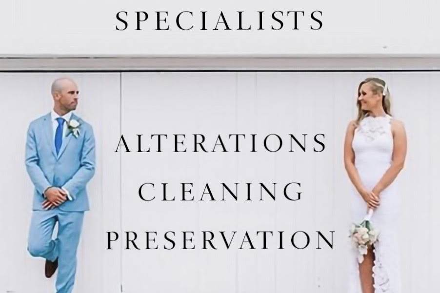 The Wedding Gown Specialists - Orange County