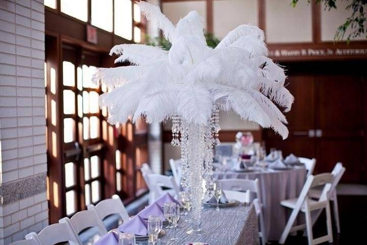 Ostrich Feathers by Pure Dymonds